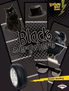 Black Everywhere, Sterling, Kristin