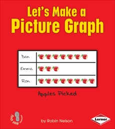 Let's Make a Picture Graph, Nelson, Robin