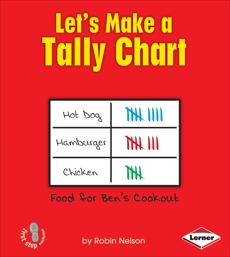 Let's Make a Tally Chart, Nelson, Robin
