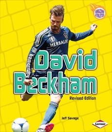 David Beckham, 2nd Edition, Savage, Jeff
