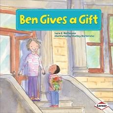Ben Gives a Gift, Hoffmann, Sara E.