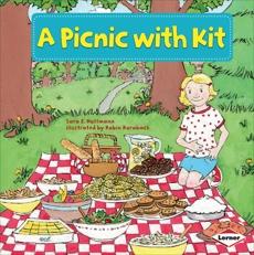 A Picnic with Kit, Hoffmann, Sara E.