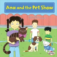 Ana and the Pet Show, Hoffmann, Sara E.