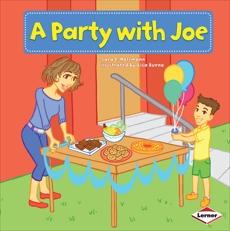 A Party with Joe, Hoffmann, Sara E.