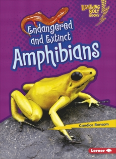Endangered and Extinct Amphibians, Ransom, Candice