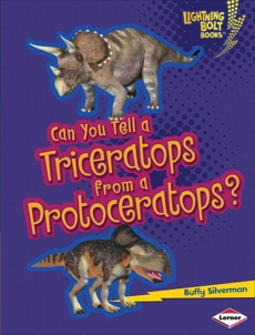 Can You Tell a Triceratops from a Protoceratops?, Silverman, Buffy