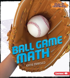 Ball Game Math, Marsico, Katie