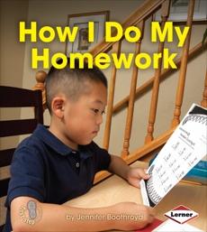 How I Do My Homework, Boothroyd, Jennifer
