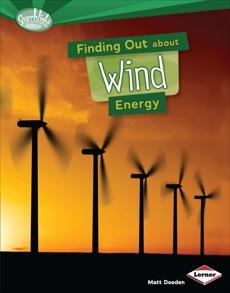 Finding Out about Wind Energy, Doeden, Matt