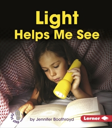 Light Helps Me See, Boothroyd, Jennifer