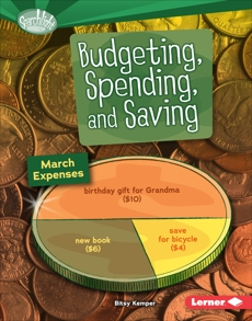 Budgeting, Spending, and Saving, Kemper, Bitsy