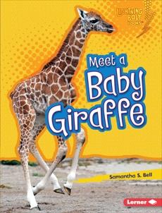 Meet a Baby Giraffe, Bell, Samantha S.