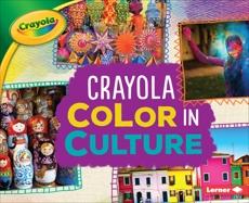 Crayola ® Color in Culture, Schuh, Mari