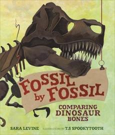 Fossil by Fossil: Comparing Dinosaur Bones, Levine, Sara