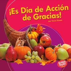 ¡Es Día de Acción de Gracias! (It's Thanksgiving!), Kenan, Tessa