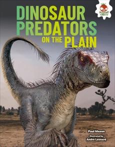 Dinosaur Predators on the Plain, Mason, Paul