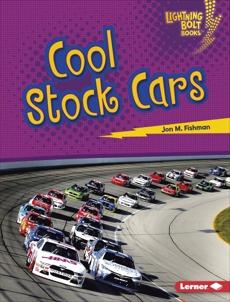 Cool Stock Cars, Fishman, Jon M.