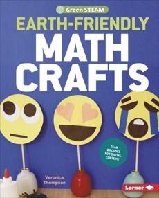 Earth-Friendly Math Crafts, Thompson, Veronica