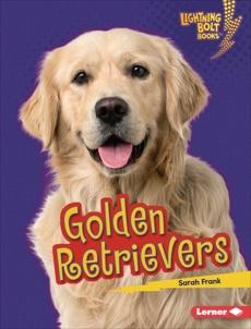 Golden Retrievers, Frank, Sarah