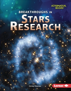 Breakthroughs in Stars Research, Peterson, Christy