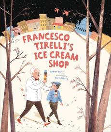 Francesco Tirelli's Ice Cream Shop, Meir, Tamar
