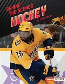 Behind the Scenes Hockey, Monson, James