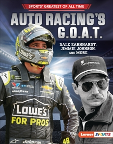 Auto Racing's G.O.A.T.: Dale Earnhardt, Jimmie Johnson, and More, Levit, Joe