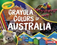 Crayola ® Colors of Australia, Schuh, Mari