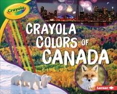 Crayola ® Colors of Canada, Schuh, Mari