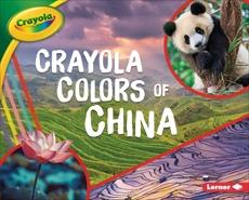 Crayola ® Colors of China, Schuh, Mari