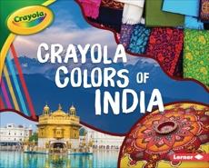 Crayola ® Colors of India, Schuh, Mari