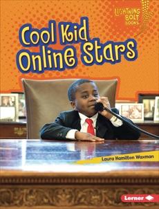 Cool Kid Online Stars, Waxman, Laura Hamilton
