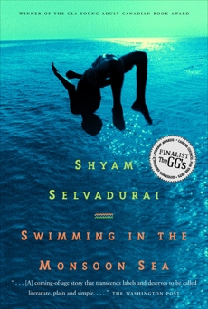 Swimming in the Monsoon Sea, Selvadurai, Shyam