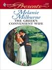 The Greek's Convenient Wife, Milburne, Melanie