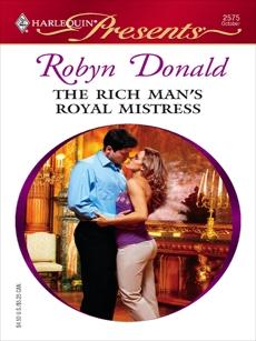 The Rich Man's Royal Mistress, Donald, Robyn