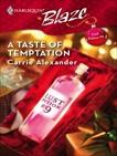 A Taste of Temptation, Alexander, Carrie
