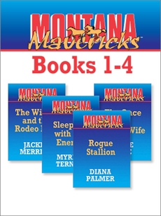Montana Mavericks Books 1-4: An Anthology, Paige, Laurie & Merritt, Jackie & Temte, Myrna & Palmer, Diana