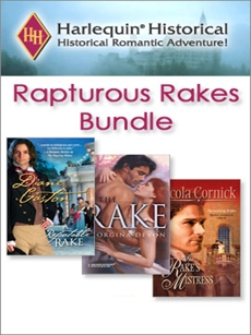 Rapturous Rakes Bundle, Cornick, Nicola & Gaston, Diane & Devon, Georgina