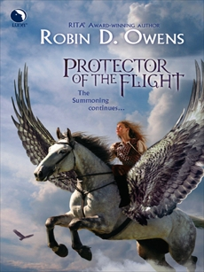 Protector of the Flight, Owens, Robin D.