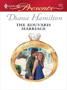 The Kouvaris Marriage, Hamilton, Diana