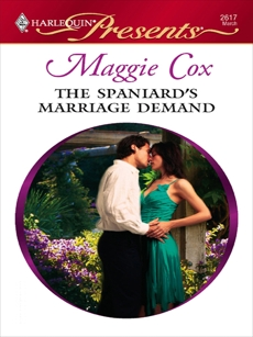 The Spaniard's Marriage Demand, Cox, Maggie
