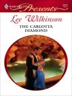 The Carlotta Diamond, Wilkinson, Lee