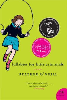 Lullabies for Little Criminals, O'Neill, Heather