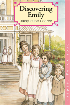 Discovering Emily, Pearce, Jacqueline