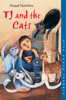 TJ and the Cats, Hutchins, Hazel