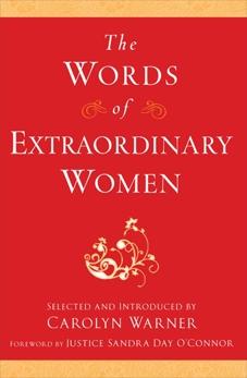The Words of Extraordinary Women, Warner, Carolyn