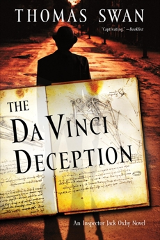 The Da Vinci Deception: An Inspector Jack Oxby Novel, Swan, Thomas