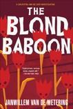 The Blond Baboon, van de Wetering, Janwillem