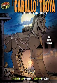 El caballo de Troya (The Trojan Horse), Fontes, Justine