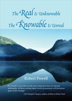 The Real Is Unknowable, The Knowable Is Unreal, Powell, Robert